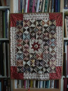 not so zen-quilts in Paris: little quilt from Petra Prins and An Moonen's new book