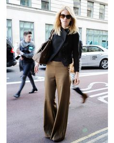 LOVE these wide leg pants