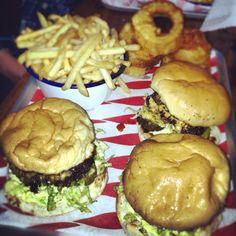 Dirty burgers @Meat Liquor