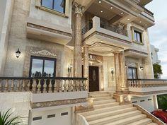 Resultado de imagen de islamic villa design