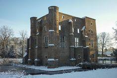 Groot kasteel Deurne - Walhalla - castle