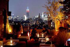 nyc roof lounge