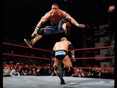 John Cena vs Tonight  Raw 2015 Latino