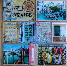 Kaisercraft NOW BOARDING collection. http://www.merlyimpressions.co.uk/blog/project-portfolio/scrapbooking/travel-pocket-page/