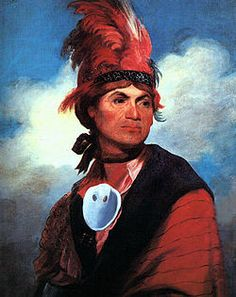 Mohawk (borrowed from the Narraganset 'mohowaùuck', 'they eat (animate) things,' hence 'man-eaters'[1]) are the most easterly tribe of the Iroquois confederation. They call themselves Kanien'gehaga, people of the place of the flint.