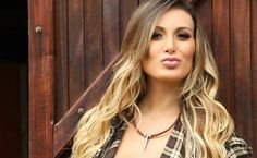 Canadauence TV: Andressa Urach está internada em estado grave na U...