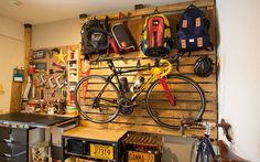 自転車を部屋にカッコよくディスプレイするには?オシャレ部屋の主3人に聞いた8つのポイント (SUUMOジャーナル) - Yahoo!ニュース