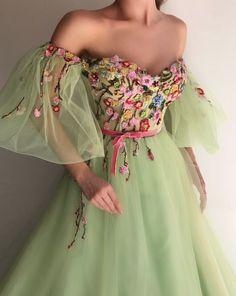 various dresses by Teuta Matoshi Duriqi Elegant Dresses, Pretty Dresses, Beautiful Dresses, Fairytale Dress, Fairy Dress, Ball Gown Dresses, Prom Dresses, Formal Dresses, Ball Gowns Evening