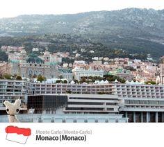 I'd love to go to Monte Carlo, Monaco (Monte-Carlo, Monaco)