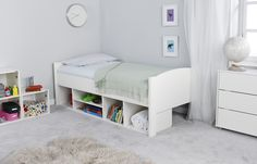Picture features Stompa UNOS Plus children's cabin bed, with under bed storage. If you require further information please contact us on 01943 608775 Monday - Friday 8:30 am - 5:00 pm.