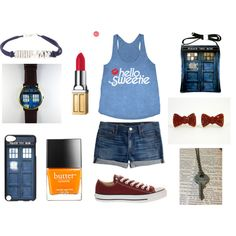 """""""The Doctor"""" by dwhovian on Polyvore"""