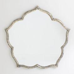 magnolia mirror • wisteria