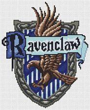 Hufflepuff Crest Cross Stitch Kit Harry Potter Complete