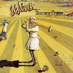 Genesis - Nursery Cryme (1971) - MusicMeter.nl