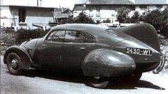 Peugeot Andreau prototype 1936