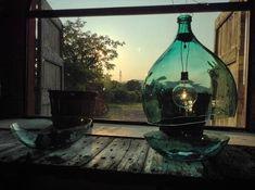 Articoli simili a Damigiana Italian Bottle Demijohn decor su Etsy Bottle, Painting, Etsy, Vintage, Decor, Art, Art Background, Decoration, Flask