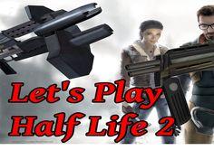 Half Life 2 Lets Play | Grave Yard Escape | Part 13