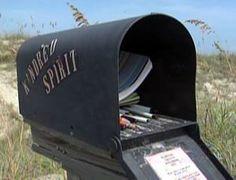 Visit the Kindred Spirit Mailbox on Bird Island, Sunset Beach NC. Sunset Beach Nc, Ocean Isle Beach, Myrtle Beach Nightlife, Deep Sea Fishing, Adventure Awaits, Mailbox, South Carolina, Night Life, Surfing