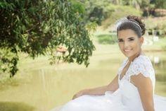 Vestido de noiva Maximiliana. Veja mais modelos em: http://paulabypaula.blogspot.com.br/