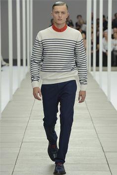 Dior Homme - Moda Uomo Primavera Estate 2013 - Vogue.it