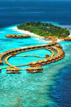 Lily Beach Resort ~ in the Maldives