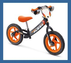 KTM Kid's Training Bike Metal