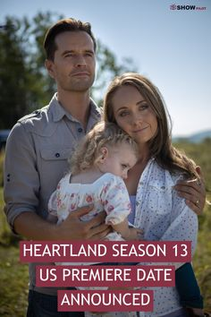Heartland season 13 US premiere date is here! UP Faith & Family just announced that the thirteenth season of Heartland is finally coming to the streaming service. Find out when in this article! Heartland Season 1, Heartland Actors, Amy And Ty Heartland, Heartland Quotes, Heartland Ranch, Heartland Tv Show, Ty Et Amy, Amber Marshall, Marshall Lee