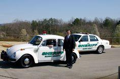 Blount County TN Sheriff Volkswagen Beetle Classic Police