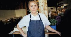 Chef Sarah Rich on Drinking in San Francisco