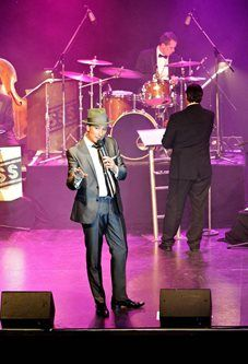 Seriously Sinatra - Frank Sinatra Tribute Act & Impersonator | Essex| Eastern | UK