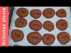 Καταπληκτικά και αφράτα μουστοκούλουρα! | kritonas alexia Biscuits, Cookies, Youtube, Desserts, Food, Crack Crackers, Crack Crackers, Tailgate Desserts, Deserts