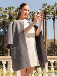 102 082014 B Burda coat pattern
