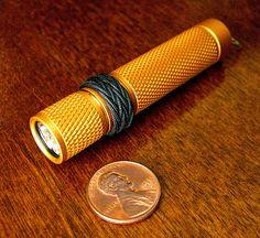 ThruNite Ti LED Flashlight 1AAA #thrunitei #flashlight #gadget #survival #torch