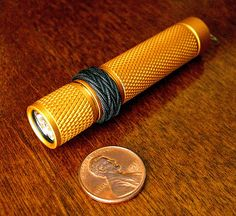 ThruNite Ti LED Flashlight 1AAA #thrunitei #flashlight #gadget #survival #torch