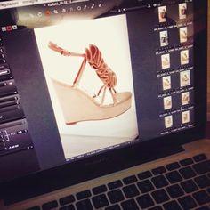 Coming soon on www.tieapart.com #kallisté shoes