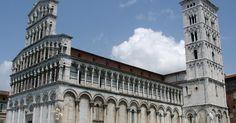 Catedral de Lucca #viajar #viagem #itália #italy