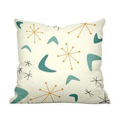 $30  Galactic Throw Pillow