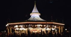 7 Things You Never Knew about the Prince Charming Regal Carousel - Disney Dining Information