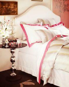 Elegant room beautiful side table