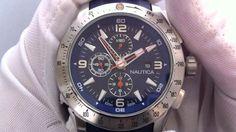 Nice Nautica watch for under $100