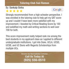 Strongly recommended from a high schooler perspective. I was enrolled in the tutoring...