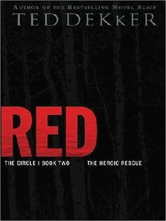 book red by ted dekker - Google Search