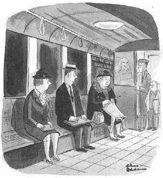 charles addams - Hledat Googlem Fine Art Prints, Framed Prints, Canvas Prints, Charles Addams, New York Subway, Old Women, New Image, Gifts In A Mug, Poster Size Prints