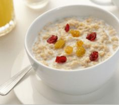 Oatmeal cranberry and cardamom