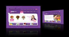 Hebe branding and website