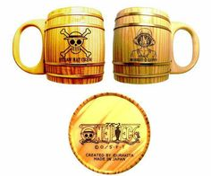 One Piece Mugs