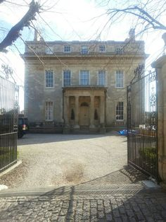 The Virtual Builder English Architecture, Georgian Architecture, Classical Architecture, Residential Architecture, Amazing Architecture, Architecture Details, English Manor Houses, English House, Beau Site