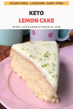 Hello everybody welcome to another fad for weight loss recipe video today I'm showing you how to make a Keto Lemon Cake so it's a coconut cake with a cream cheese icing and it is absolutely fantastic I had one of my readers on the… Low Carb Sweets, Low Carb Desserts, Low Carb Recipes, Dessert Recipes, Sugar Free Desserts, Health Desserts, Recipes Dinner, Paleo Recipes, Carb Free