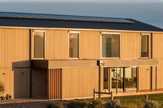 Team Green Architects | Dunedin | Dunedin Passive House Energy Efficiency, Passive House Design, Architect House, Sustainable Architecture, New Builds, Beautiful Space, Architects, Outdoor Structures