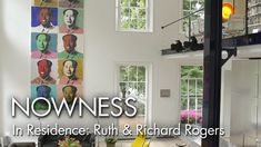 """In Residence Ep6 """"Ruth and Richard Rogers"""" by Matthew Donaldson"""